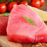 Recalled frozen yellow fin tuna: high quantity histamine