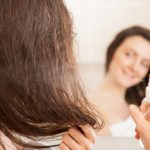 Saline hair spray: how to prepare it at home