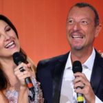 Sanremo 2020: there will also be Giovanna, Amadeus's wife