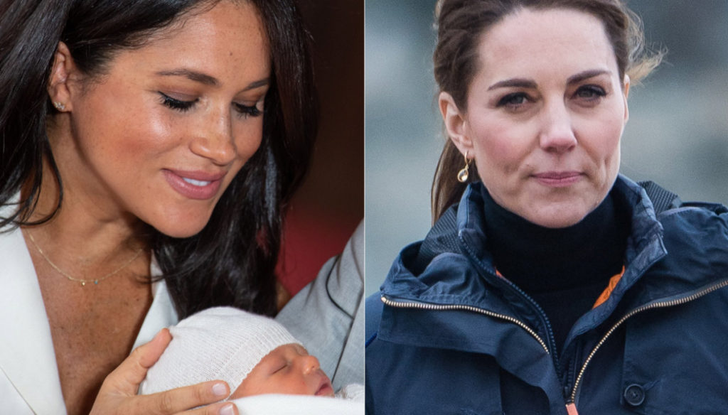 Son Meghan Markle, the unforgivable mistakes of the PR and the reaction of Kate Middleton