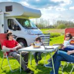 The camper holiday, the top for children