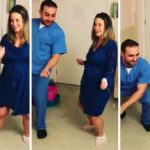 The doctor who makes pregnant women dance to overcome the pain of childbirth