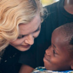 The great heart of Madonna: inaugurates a pediatric hospital in Malawi