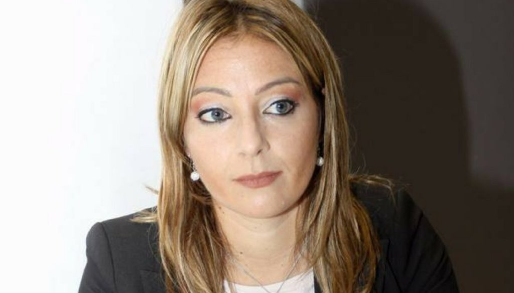 """The journalist Laura Tangherlini victim of violence: """"Beaten for three years, I was afraid she would kill me"""""""