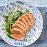 Trout diet: keeps cholesterol at bay and speeds up the metabolism