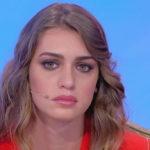"U&D, tronista Sara Tozzi leaves in tears: ""Excuse me"""