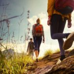 Walking in the mountains is good: all the advantages