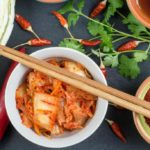 What is k-food, Korean cuisine that is good for health