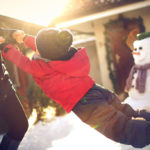 What to do with children (outside and inside the house) when it's cold