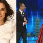 "Sanremo, Balivo sulla Leotta: ""You can't talk about privacy with that dress"""