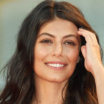 Alessandra Mastronardi in Venice as a princess. Only she can dare like Kate