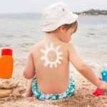 Sunscreens for children: few rules to keep in mind