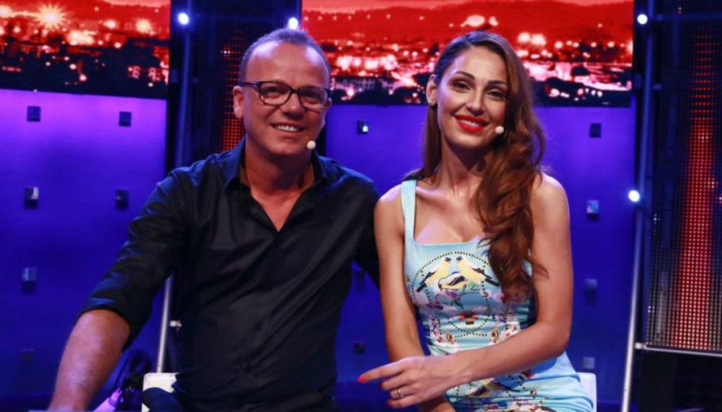 "Gigi D'Alessio: ""I have forbidden Anna Tatangelo to come to Sanremo"""