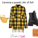How to match the plaid shirt: look ideas