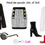 How to wear the houndstooth: look ideas