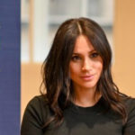 Meghan Markle, tired and undertone at King's College