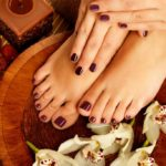 Summer pedicure: the best methods to make it lasting