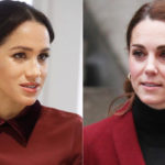 Kate Middleton and Meghan Markle: it's open war. The proof in identical looks