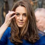 Kate Middleton, tired and spoiled by day. But he redeems himself at the party for Carlo