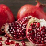 Pomegranate diet: burns fat and antioxidant