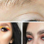 Feather brow: the feathered eyebrows are the new trend