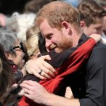 Prince Harry, the speech to the orphan child moves
