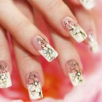 Bracelet nails are the new fashion for your fingers
