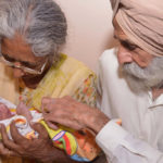 Indian woman gives birth to a child at age 70