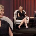 "Simona Ventura at ""The Interview"" tells the betrayal of Stefano Bettarini"