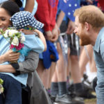 Meghan Markle charms with the casual look in Australia and is moved