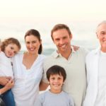 """Parents and grandparents in agreement: the advice for the """"quiet living"""""""