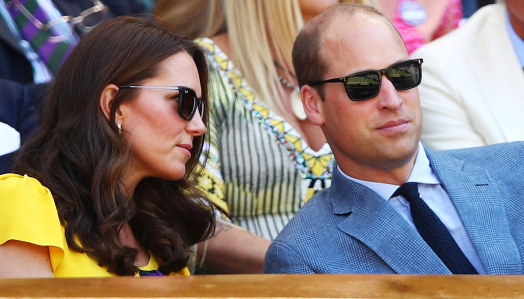 Kate Middleton, her husband William had mental health problems