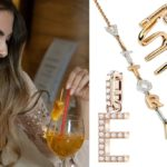 Jewelry with the name for a Carrie Bradshaw style