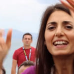 Virginia Raggi: no at the Olympics. The best answer comes from a child