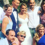 Tania Cagnotto got married: a fairytale wedding on the island of Elba