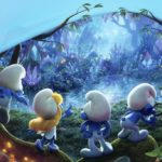 The Smurfs return to the big screen: the first exclusive Italian poster