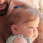 Ricky Martin: first seven-month social photo of his daughter Lucia