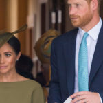 Meghan Markle, because she wore green at Louis' baptism