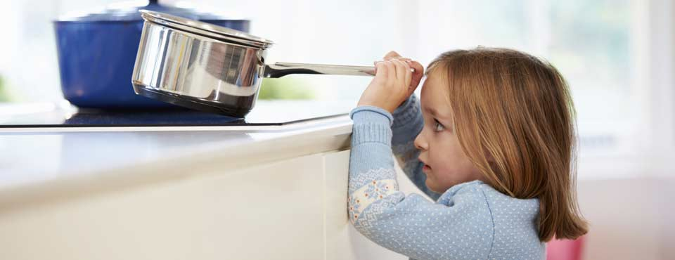 The 10 tricks to avoid accidents in the kitchen
