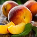 Peach diet, you lose up to 5 pounds in a week