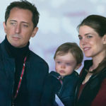 Charlotte Casiraghi, suspicious tummy. But Gad is in danger of getting into trouble: PHOTO