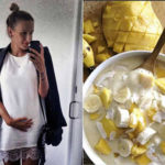 Pregnant, she only eats fruit: 20 bananas a day. It is controversy