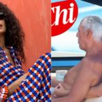 Afef remarries for the fourth time. Tronchetti Provera consoles herself with the model