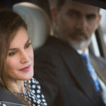 Letizia of Spain, quarrel in church with her mother-in-law Sofia for a photo of her daughters