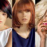 Hair: cuts, colors, trendy hairstyles
