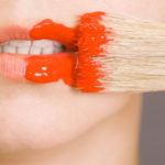 Ten tips for lip makeup: lipstick
