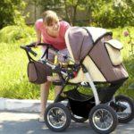 Alarm: moms, so the stroller can spoil your children