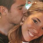 Alice Campello, Morata's tender surprise for the anniversary