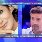 Anna Marchesini: her ex-husband Paki Valente tells a bitter truth