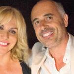 Antonella Clerici in love with the tanker Vittorio Garrone